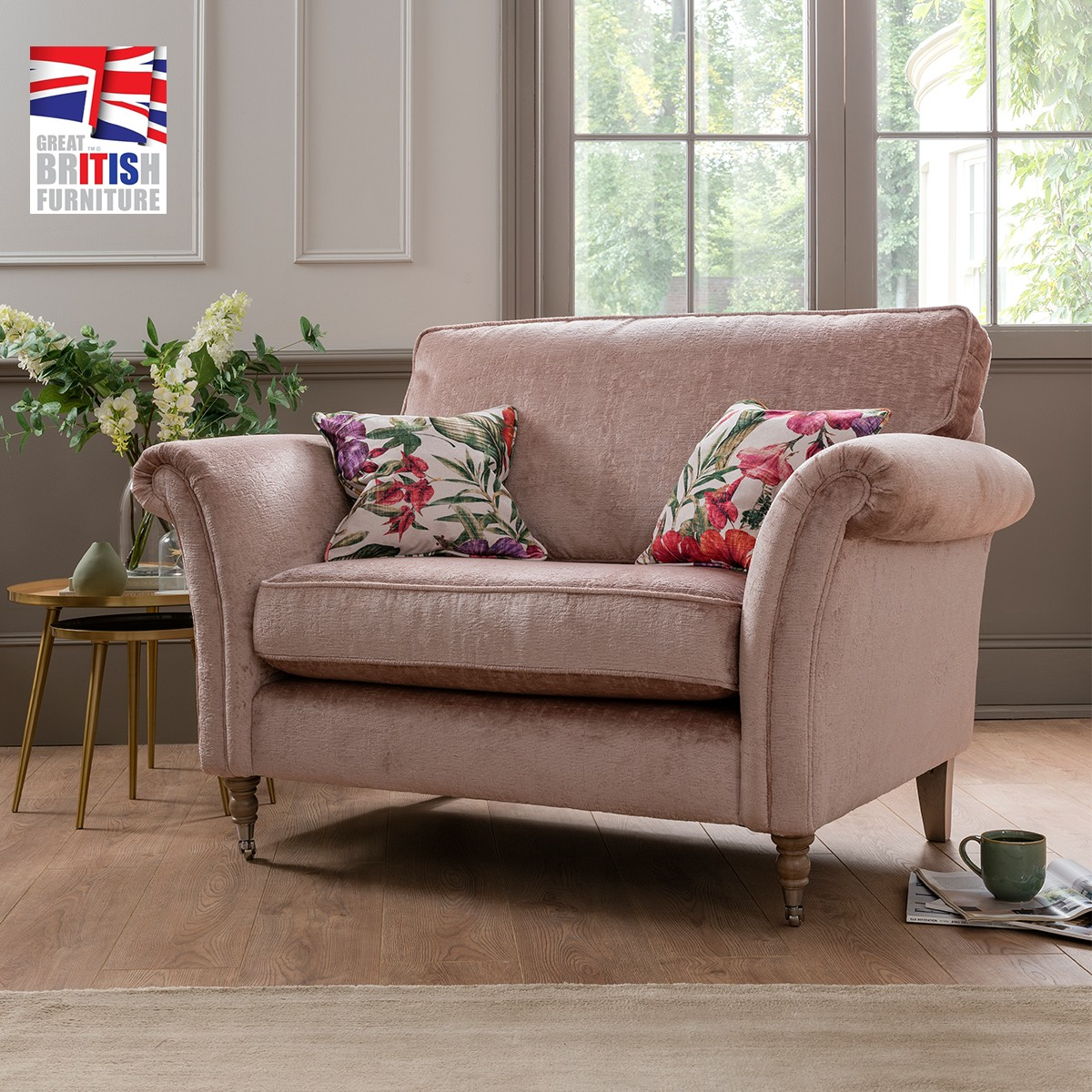 Best Quality Sofa Manufacturers: Five Reasons Why Made In Britain Means Quality